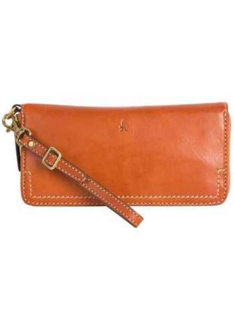 Frye Frye Casey Leather Wristlet (For Women)  7362c81cfc
