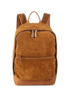 Frye Chris Suede Backpack