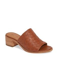 Frye Cindy Woven Slide Sandal (Women)