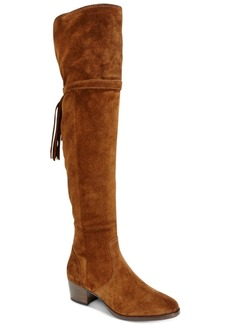 Frye Clara Tassel Over-The-Knee Boots Women's Shoes