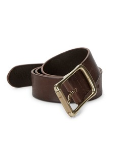 Frye Classic Leather Belt