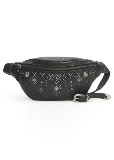 Frye Concho Studded Leather Belt Bag
