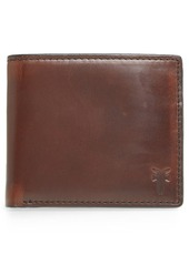 Frye David Leather Wallet