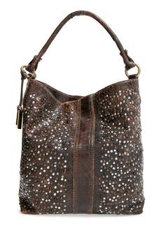 Frye 'Deborah' Studded Shoulder Bag