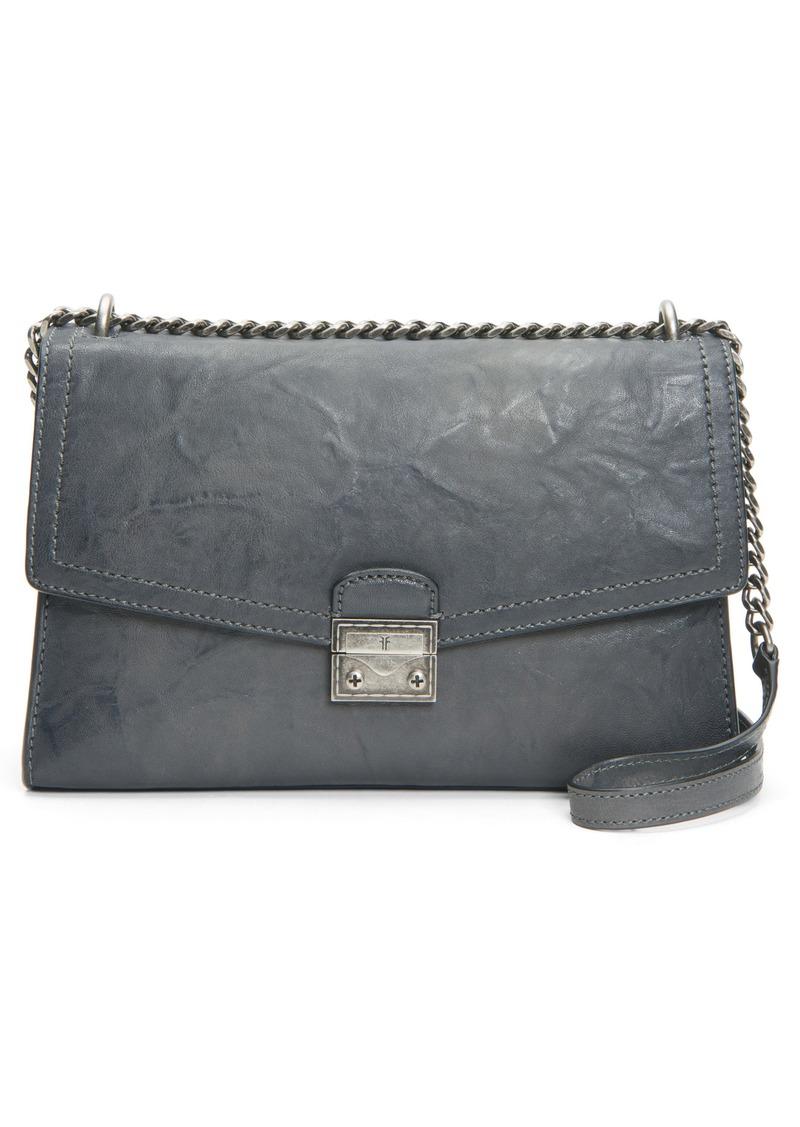 Frye Ella Leather Shoulder Bag