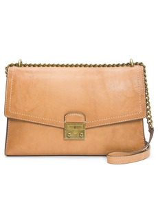 Frye Ella Leather Shoulder Bag