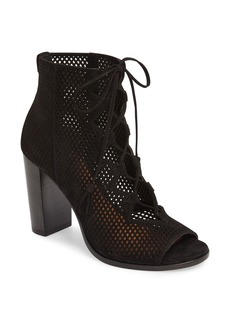 Frye Gabby Perforated Ghillie Lace Sandal (Women)