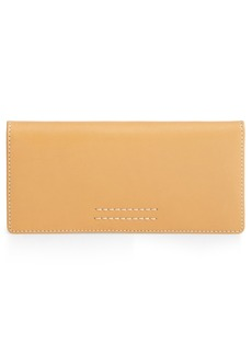 Frye Harness Leather Continental Wallet