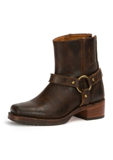 Frye Harness Waxed Suede Boot