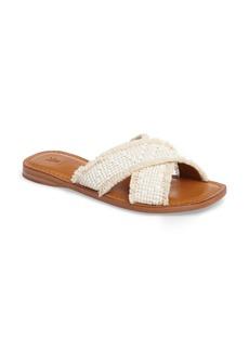 Frye Hayley Frayed Sandal (Women)