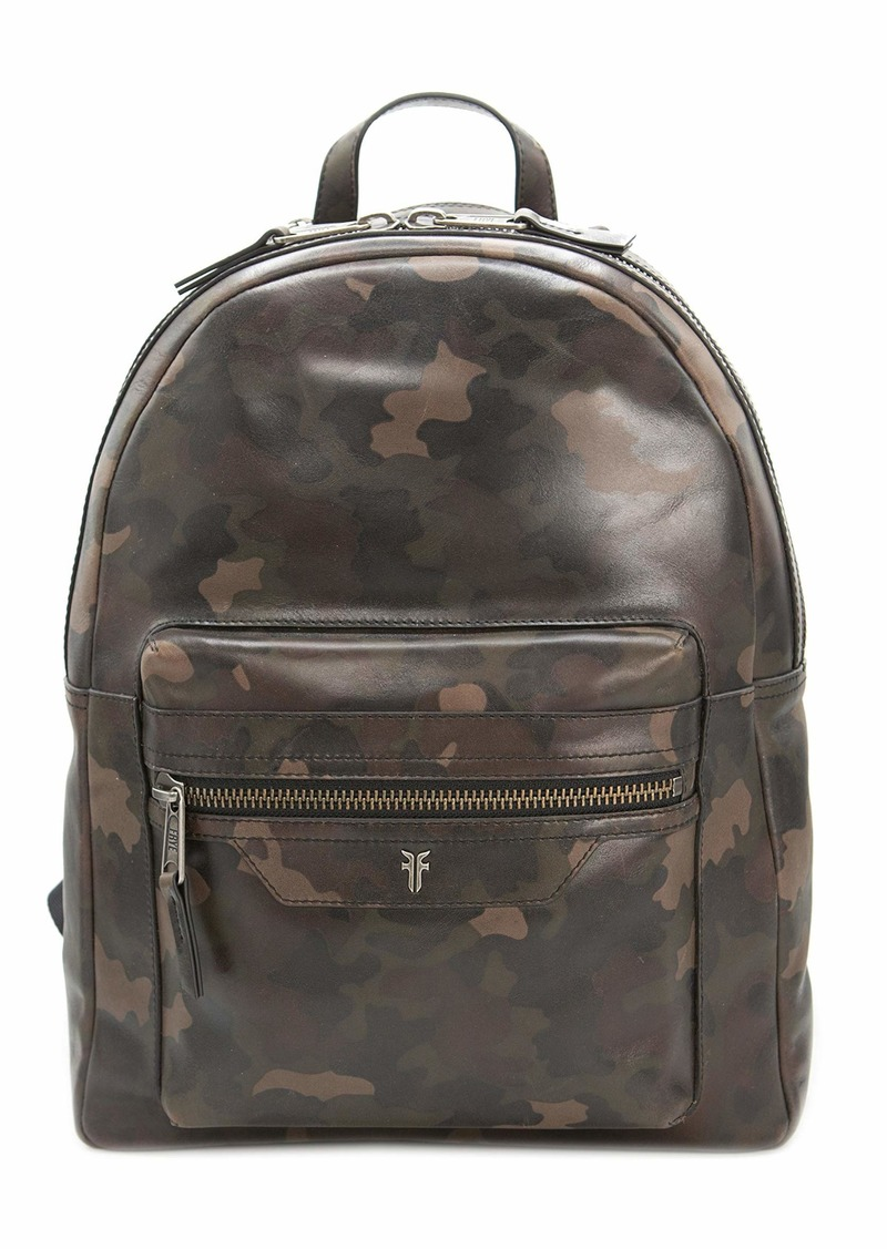Frye holden backpack dark camo