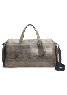 Frye Holden Leather Garment Duffle Bag
