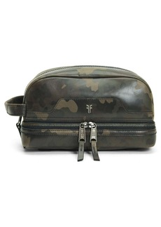 Frye Holden Leather Travel Case