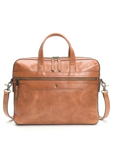 Frye Holden Slim Leather Briefcase