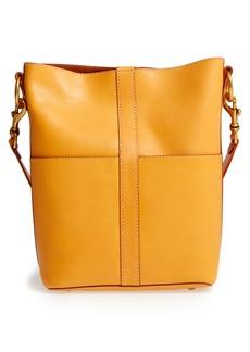 Frye Ilana Leather Bucket Hobo