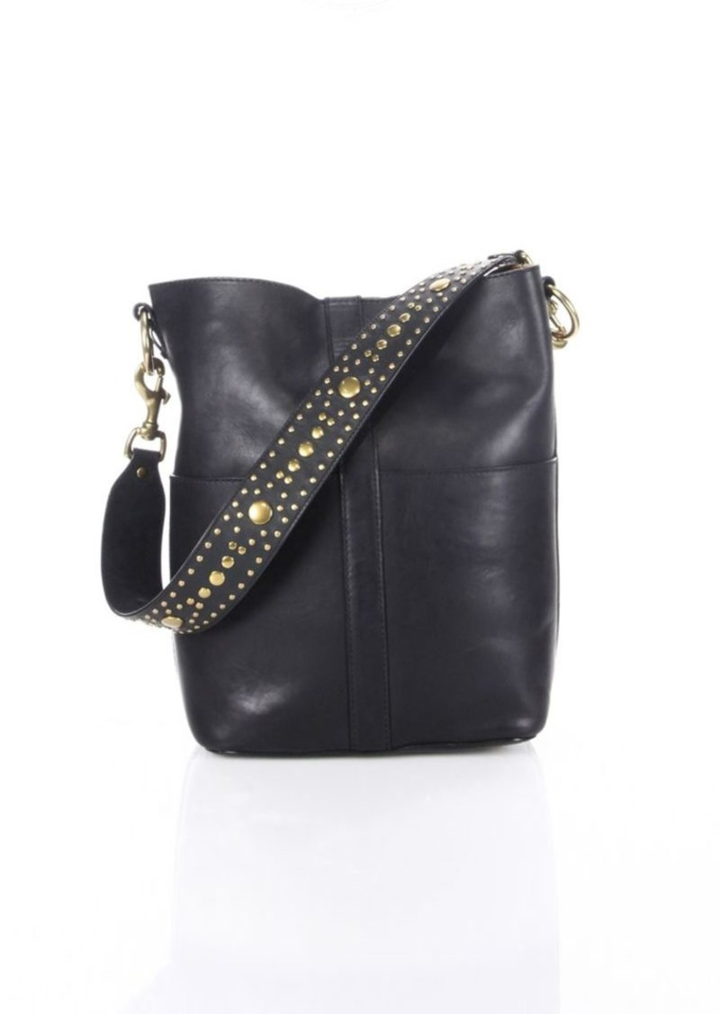 81e4d8a50070 Frye Ilana Studded Leather Hobo Bag