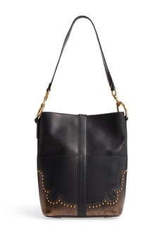 Frye Ilana Western Bucket Shoulder Bag