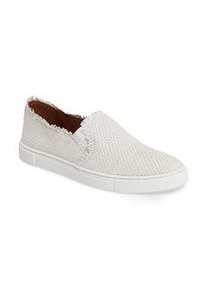 Frye Ivy Fray Woven Slip-On Sneaker (Women)