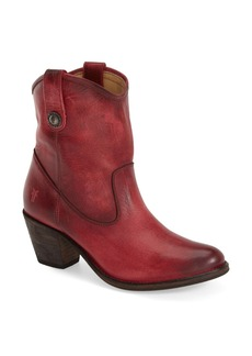 Frye 'Jackie Button' Short Bootie (Women)