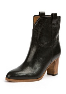 Frye June Antiqued Short Ankle Boot
