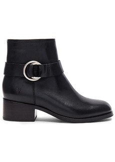 Frye Kristen Harness Bootie in Black. - size 6 (also in 7.5,8,8.5)