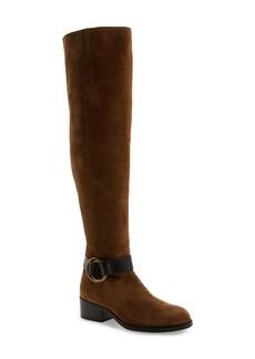 Frye Kristen Harness Over the Knee Boot (Women)
