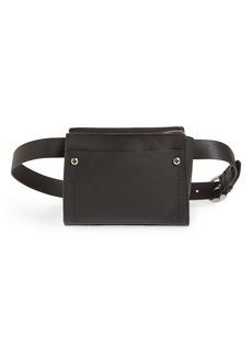 Frye Leather Belt Bag