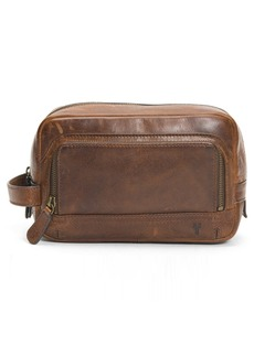 Frye Leather Dopp Kit