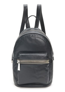Frye Lena Lambskin Leather Backpack