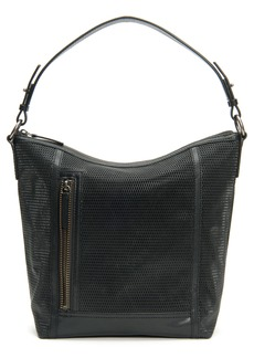 Frye Lena Perforated Leather Hobo