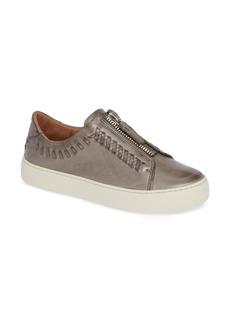 Frye Lena Whipstitch Zip Sneaker (Women)