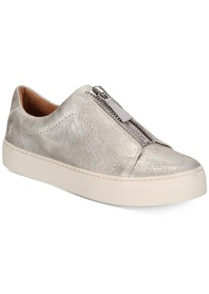 Frye Lena Zip Low Sneakers Women's Shoes