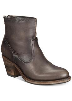 Frye Leslie Artisan Short Booties Women's Shoes