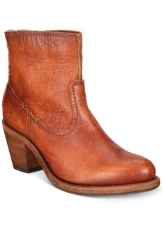 Frye Leslie Artisan Short Booties Women's Shoes