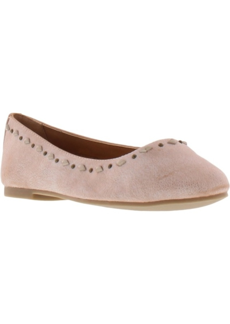 Frye Little & Big Girls Carson Tri Stud Flats