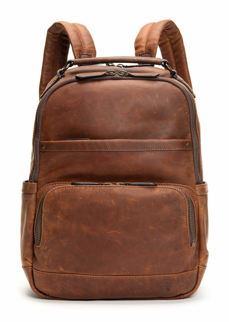 FRYE Logan Backpack Backpack  Antique Pull Up
