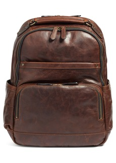 Frye 'Logan' Leather Backpack