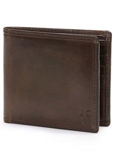 Frye 'Logan' Leather Billfold Wallet (Online Only)