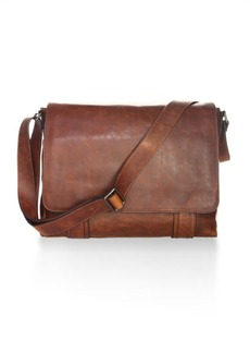 Frye Logan Leather Messenger Bag