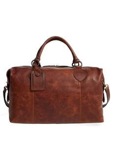 Frye 'Logan' Leather Overnight Bag (Online Only)