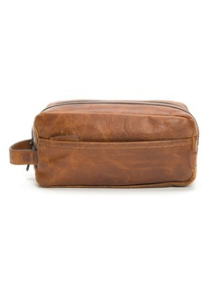 Frye 'Logan' Leather Travel Kit