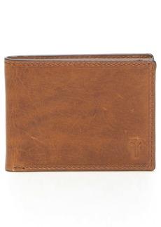 Frye Logan Leather Wallet