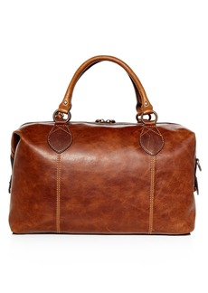 Frye Logan Overnight Leather Duffle Bag