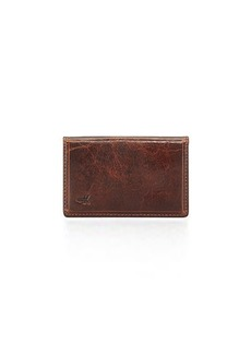 Frye Logan Small Leather Bi-Fold Wallet