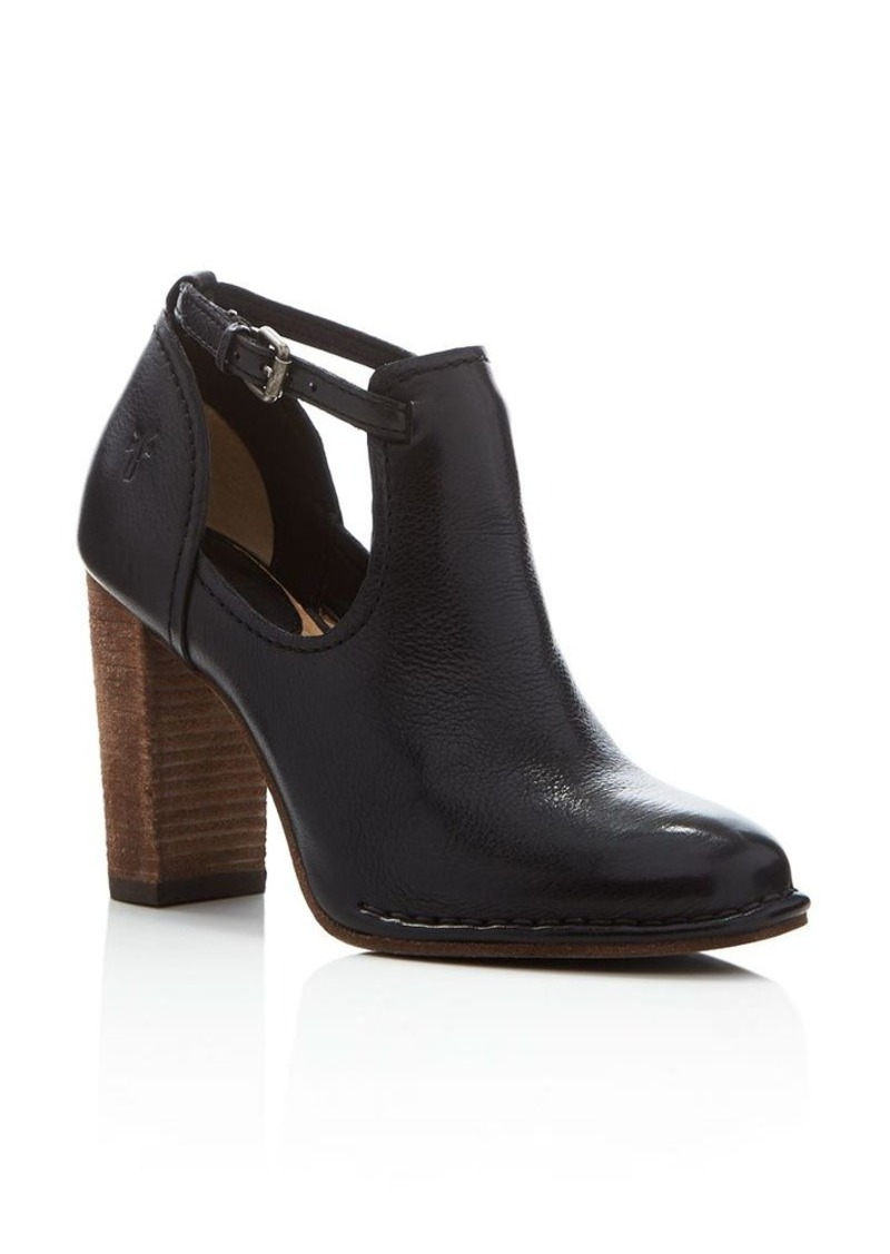 Frye Margaret Cutout High Heel Booties