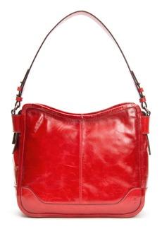 Frye Mel Leather Hobo Bag