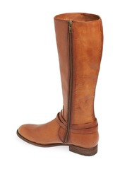 Frye Melissa Belted Knee-High Riding Boot (Women)