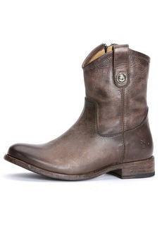 "Frye® ""Melissa Button Short"" Casual Boots"