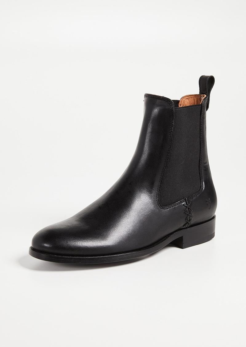 Frye Melissa Chelsea Boots
