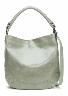 FRYE Melissa Hobo Leather Handbag fern